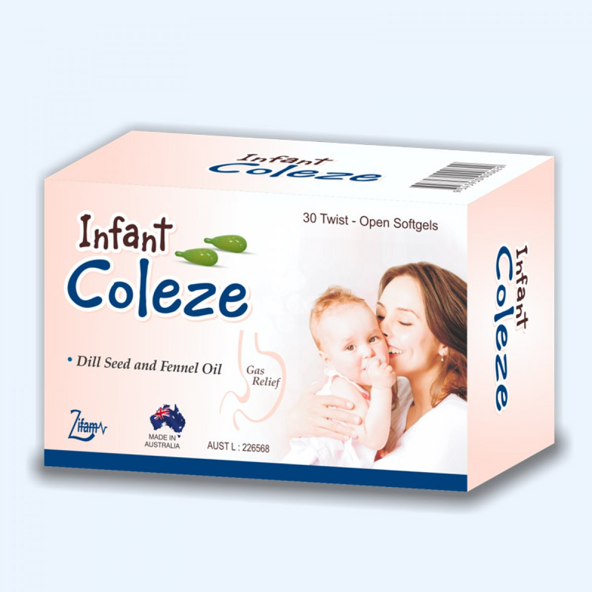 How To Relieve Infant Gas Naturally