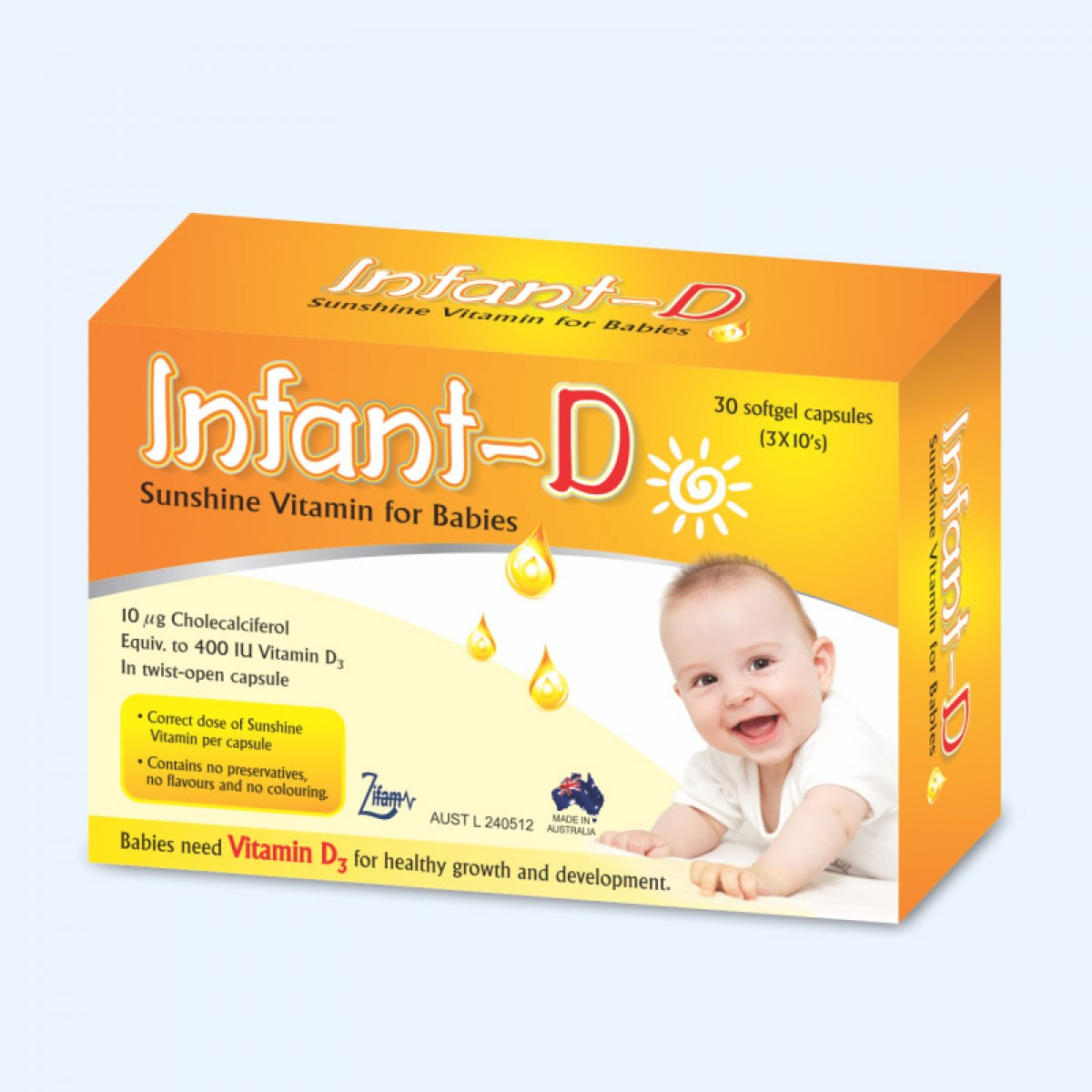 Vitamin D for babies. Need or not 60