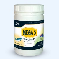 Mega 3 Natural Fish Oil